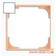 BASIC 55 Вставка декор. белая (BJB2516-94)