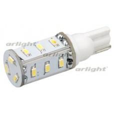 Автолампа ARL-T10-15N1 White (10-30V, 15 LED 3014)