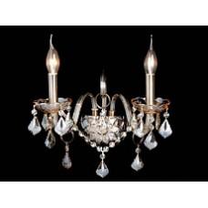 Бра 11200 11202/A antique brass
