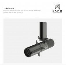 Светильник с высокоточной оптикой для картин RAMO TENOR 20W  (Франция)