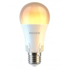 Remez  лампа солнечного света 12W 3000К E27 CRI97 на фиолетовых светодиодах по технологии  SunLike