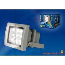 Uniel прожектор св/д 16W(1100lm) 4000K 4K алюминий/серый ULF-S03-16W/NW IP65