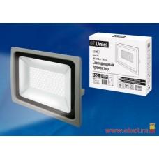 ULF-F16-150W/NW IP65 185-240В SILVER Прожектор светодиодный. Белый свет (4000K). Корпус серебристый.